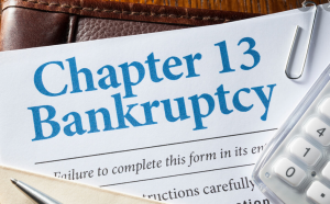 Chapter 13 Bankruptcy and California Community Associations